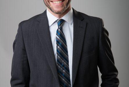Élections municipales : John Husk prêt pour un nouveau mandat