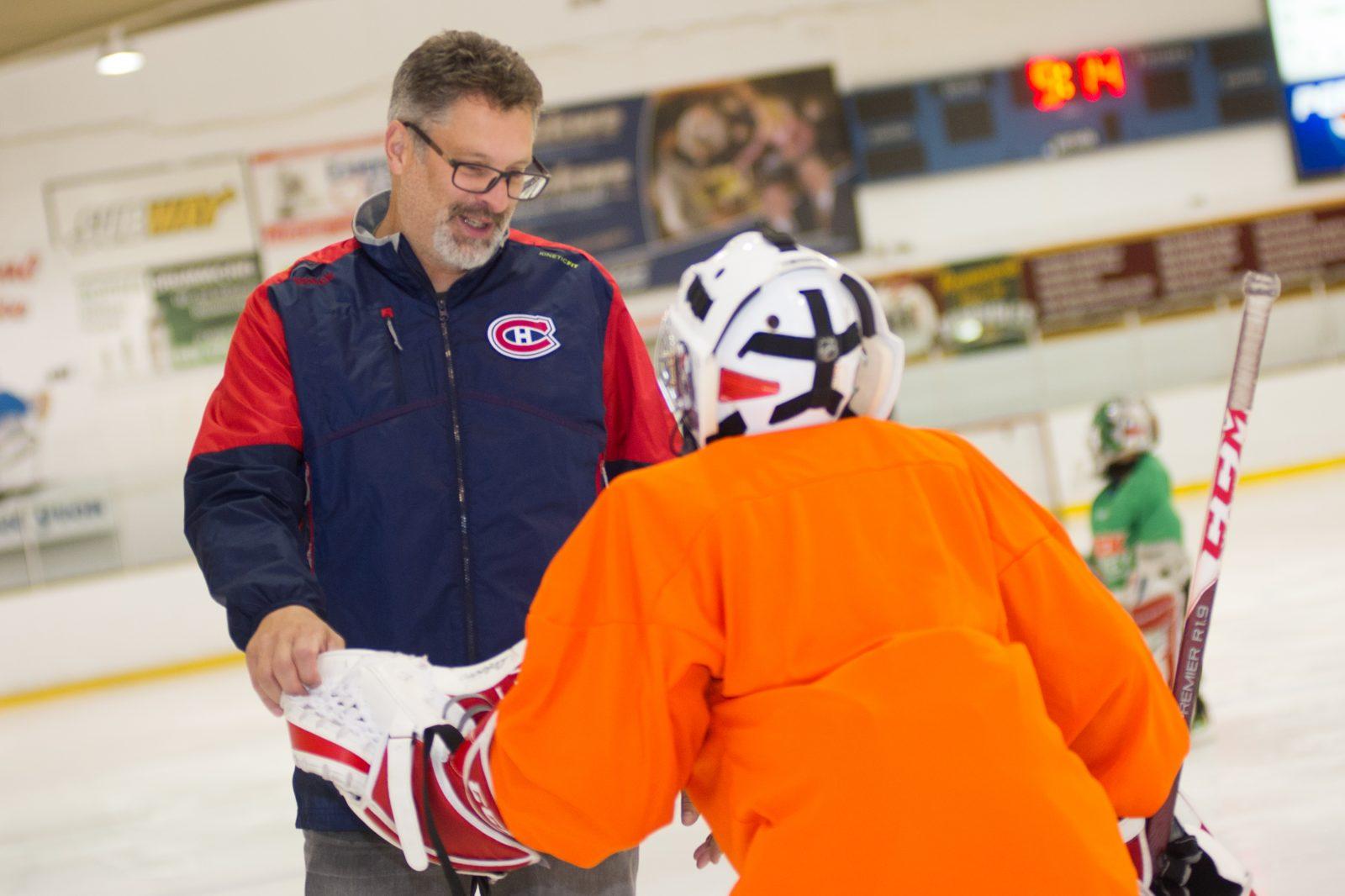 De grands noms à l'École de hockey Nordik
