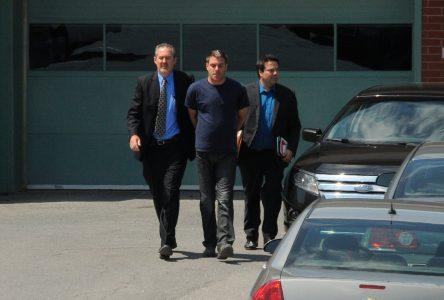 Éric Lefebvre demande d'être remis en liberté
