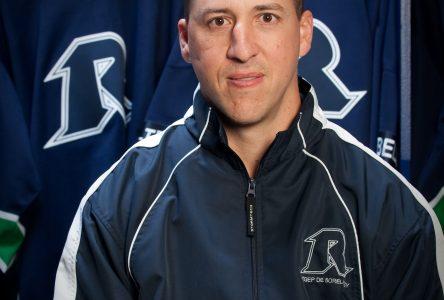 Éric Messier nommé entraîneur par excellence