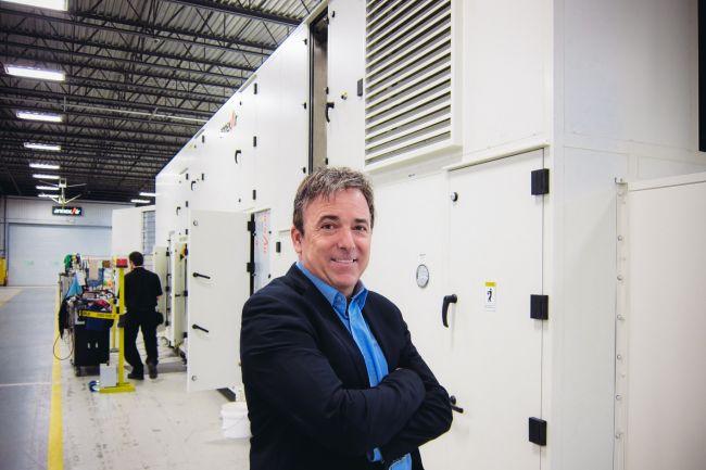 Annexair entend se lancer dans la fabrication de batteries pour véhicules électriques