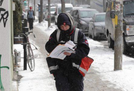 Postes Canada recrute une centaine de facteurs