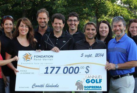 177 000 $ pour la Fondation René-Verrier