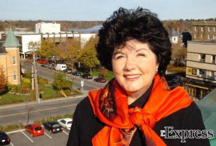 Francine Ruest Jutras empoche un salaire comparable à ses homologues
