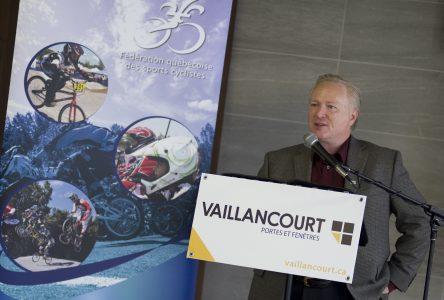 François Lévesque, lauréat national du prix Dollard-Morin
