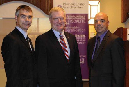 Raymond Chabot Grant Thornton s'implante à Drummondville