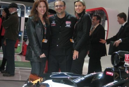 Geneviève Biron se fraye un chemin dans le monde de la course IndyCar