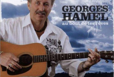 Georges Hamel atteint d'un cancer de la moelle osseuse