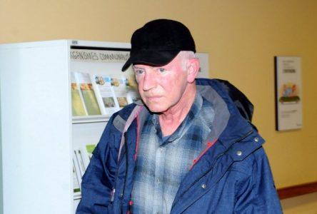 Gilbert Girard écope de deux ans moins un jour de prison
