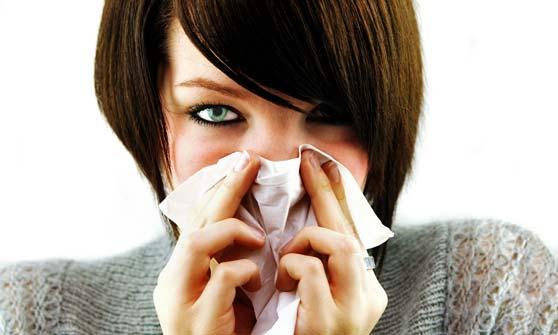 La saison de la grippe est arrivée