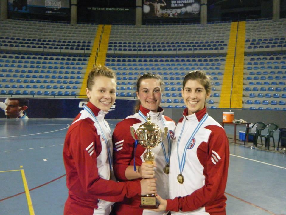 Handball : Rainville-Joyal, Grisé et Vallée guident le Canada vers l'or