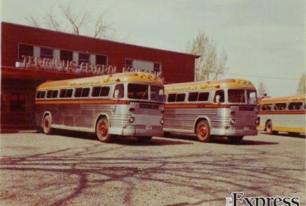 Histoire du transport en commun à Drummondville