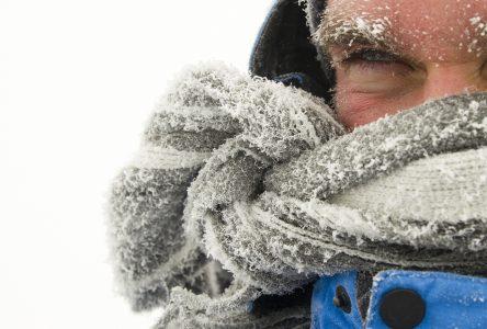 Un mois de février historiquement glacial