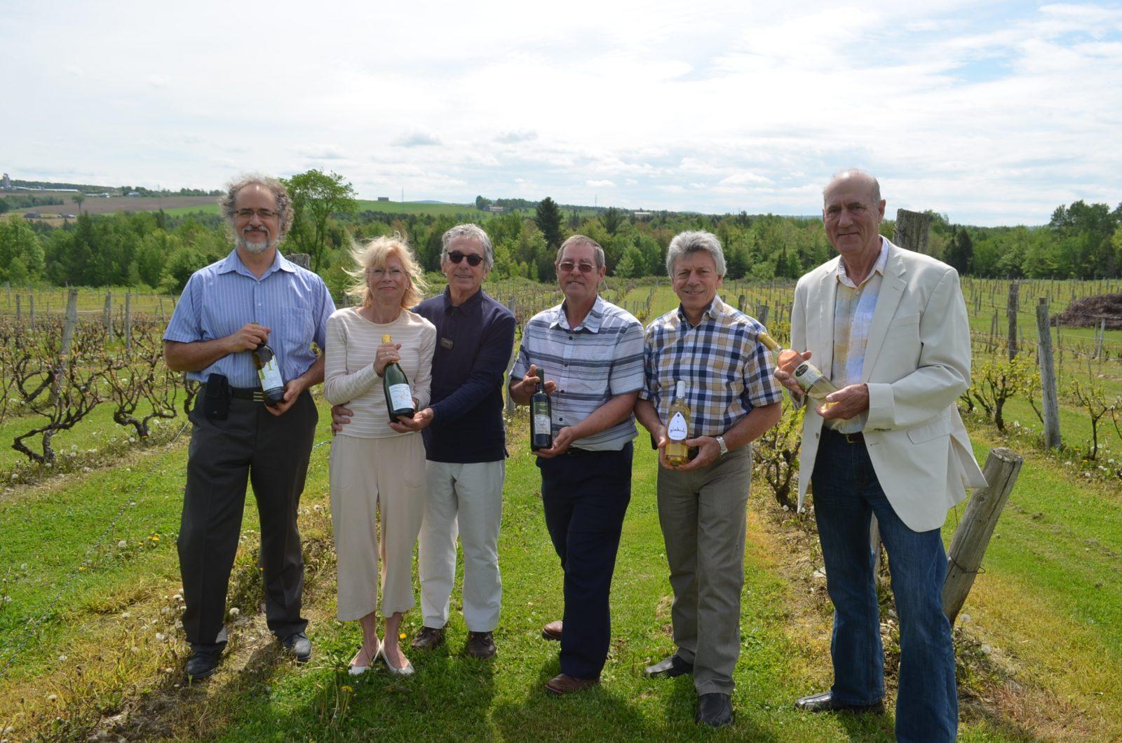 Sur la route centricoise des vins… et des produits gourmands