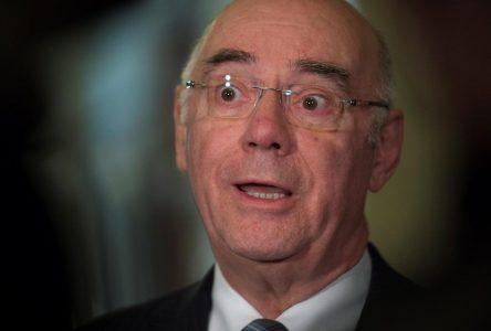 Le ministre Jacques Daoust quitte la vie politique
