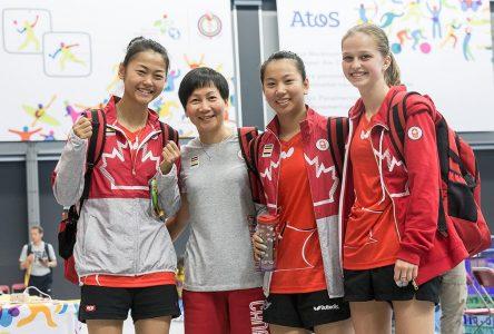 Le bronze pour Alicia Côté en équipe aux Jeux panaméricains