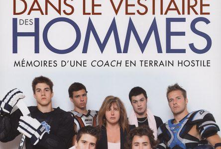 Josée Lemieux raconte son expérience de consultante en psychologie sportive