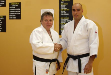 Du nouveau au Club de judo de Drummondville