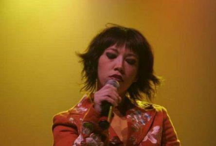 Julie Lauzon en spectacle à la Maison de la culture de L'Avenir