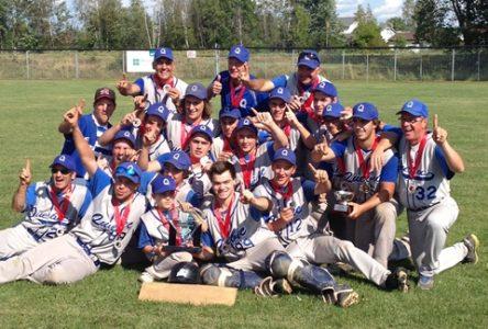 La région honorée par Softball Québec