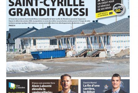 La une de L'Express du dimanche 12 avril 2015