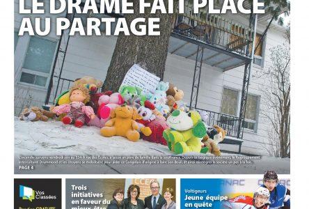 La une de L'Express du mercredi 4 février 2015