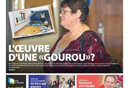 La une de L'Express du dimanche 19 octobre 2014