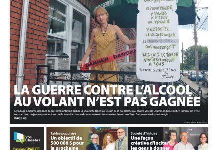 La une de L'Express du 2 juillet 2014