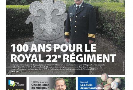La une de L'Express du 3 août 2014