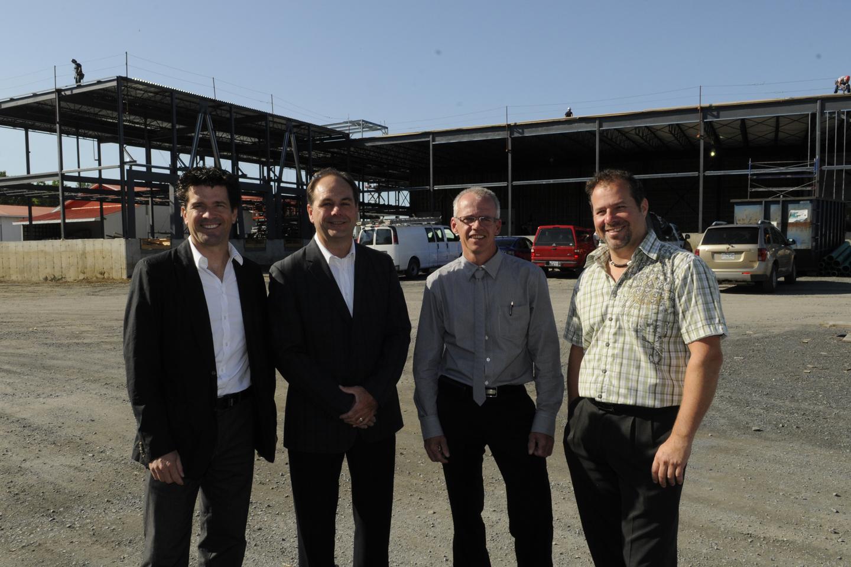 Le Centre de rénovation Laferté s'agrandit au coût de 3 M $