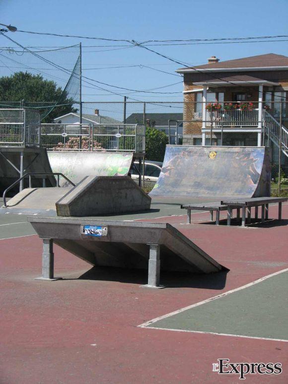 Le « skate park » déménagera au parc Boisbriand