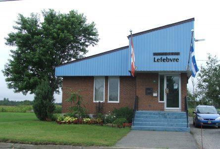 Gel du taux de la taxe foncière à Lefebvre