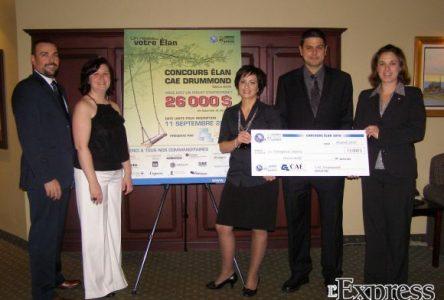 Les Entreprises Interco couronnée grande gagnante