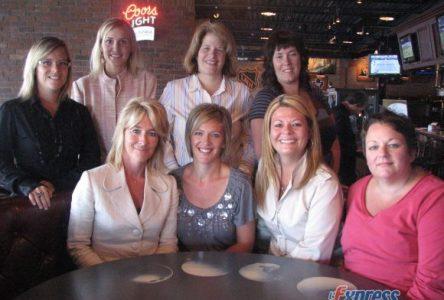 Les femmes d'affaires de la région s'organisent