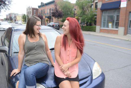 Deux sœurs parmi Les pires chauffards québécois