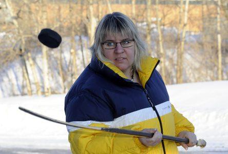 Lise Lemaire ou la passion du hockey féminin