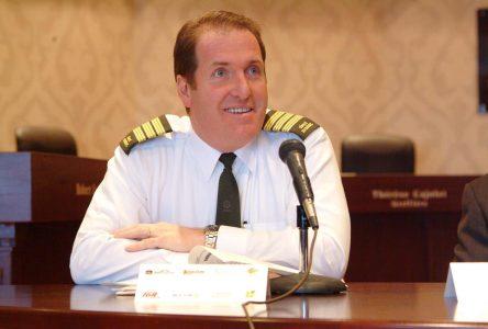 L'ancien chef de la police de Drummondville, Louis Raiche, toujours dans l'eau chaude
