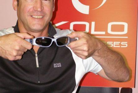 Louis Richard estime que ses lunettes révolutionneront le marché de l'optique