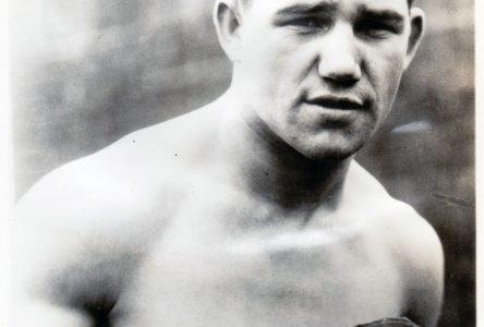 Saint-Eugène célèbrera le boxeur Lucien «Lou» Brouillard