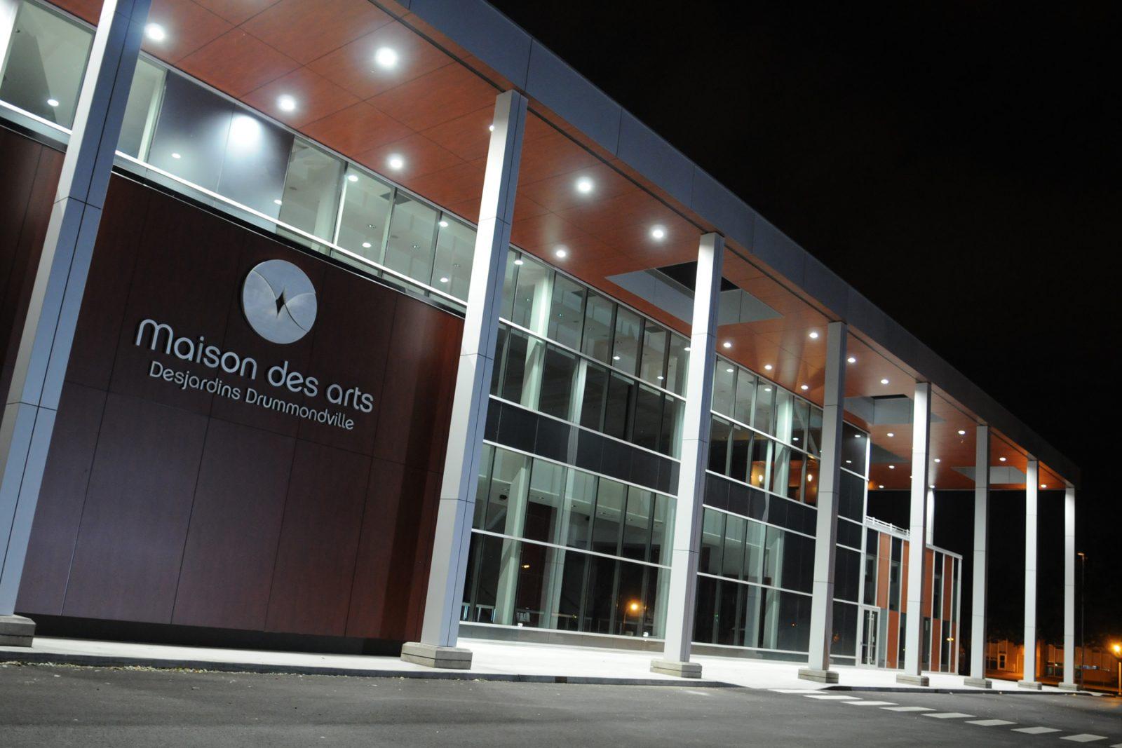 La Maison des arts annule toutes ses activités pour les 30 prochains jours