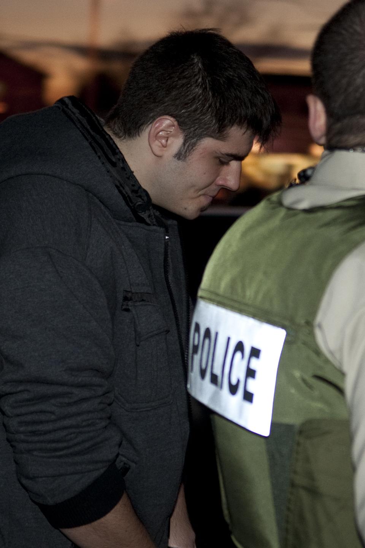 Quatre ans de prison pour Marc-André Cyr