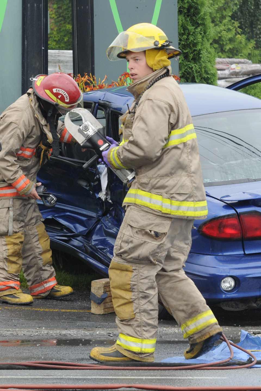 Un pompier de 22 ans perd la vie