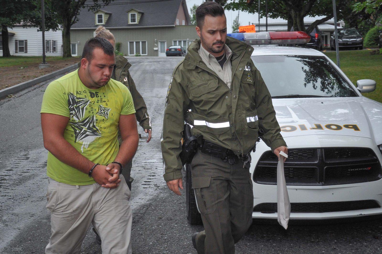 De nouvelles accusations contre Maxime Samuel-Côté