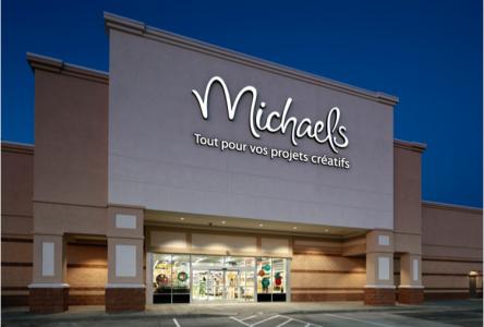 L'ouverture du magasin Michaels n'aura pas lieu en 2012