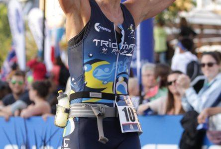 Rien de moins que l'Ironman d'Hawaï pour Nancy Lajoie