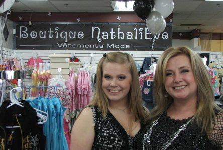 Nathalie Simard en affaires à Drummondville