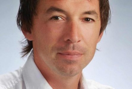Patrick Boissonneault nommé au conseil d'administration de Centraide