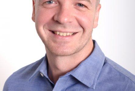 Patrick Lagueux veut mettre en place des conditions gagnantes