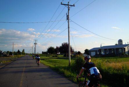 Pétition pour bannir les vélos des routes à la limite supérieure à 50 km/h