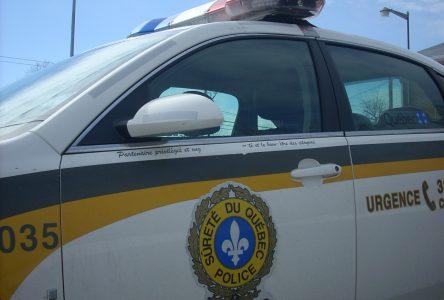 Les agents de la SQ remettent 43 constats d'infraction